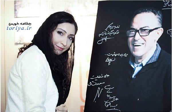 عکس بهاران بنی احمدی جدید