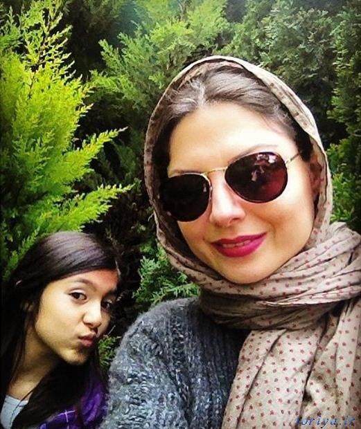 عکسهای جدید و زیبای سولماز غنی