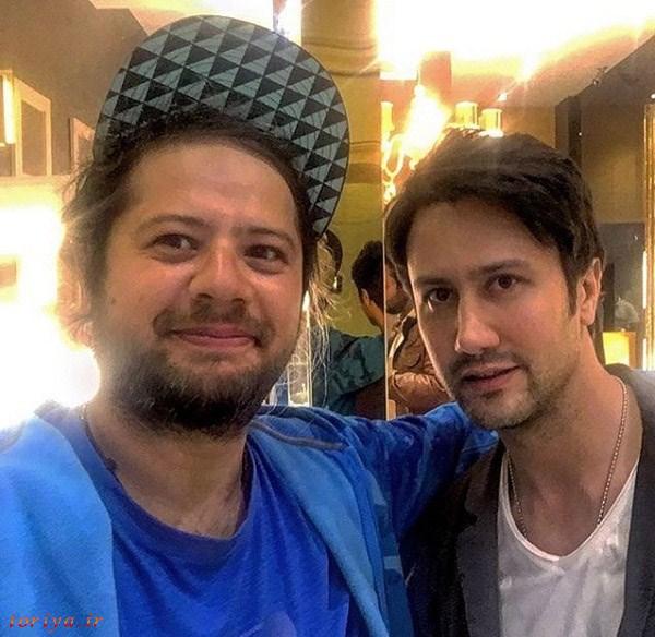 عکسهای جدید علی صادقی و شاهرخ استخری