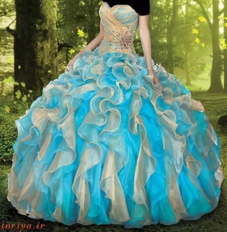 مدل لباس نامزدی 95