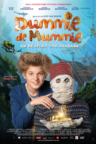 دانلود فیلم Dummie the Mummy and the Sphinx of Shakaba 2015