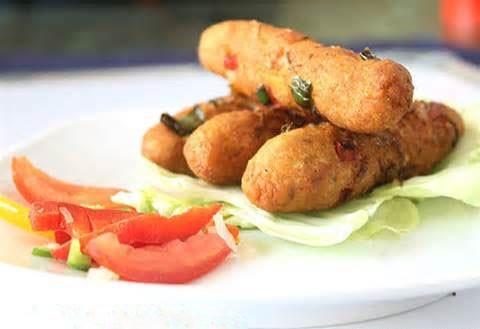 طرز تهیه سوسیس ماهی