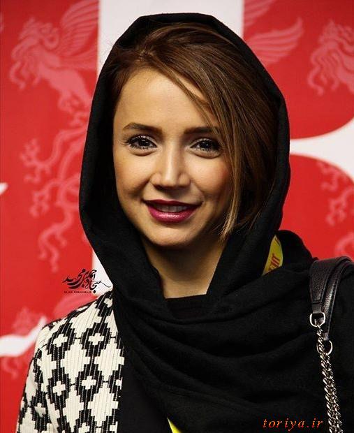 عکسهای شبنم قلی خانی در جشنواره بین المللی فیلم فجر