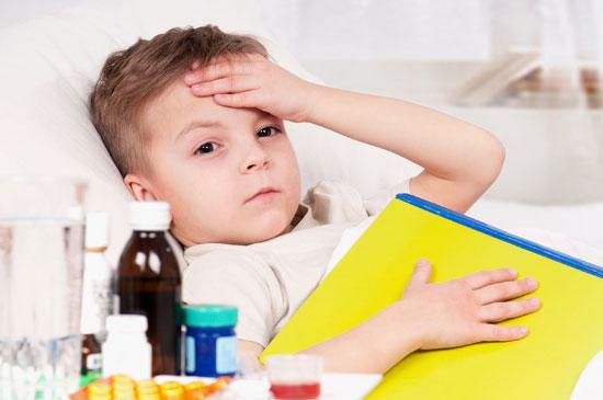 عفونت شایع بچهها در فصل بهار