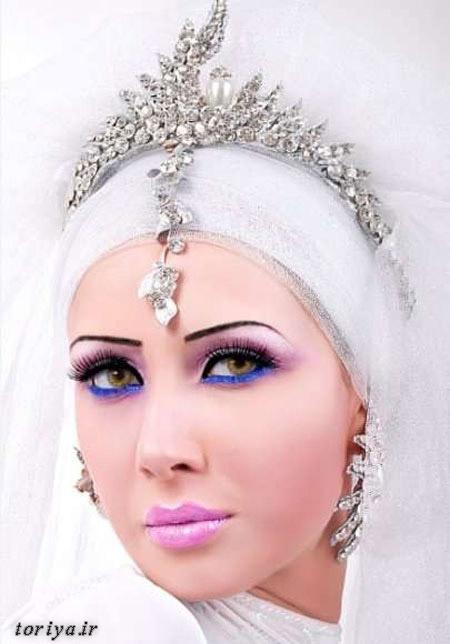 زیباترین مدلهای تور محجبه