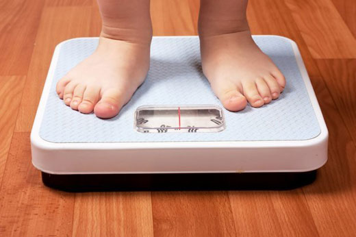 درمان صحیح چاقی کودکان و نوجوانان