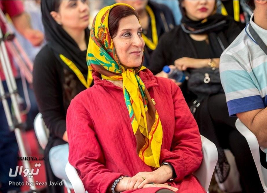 فاطمه معتمدآریا در جشنواره فیلم فجر 95
