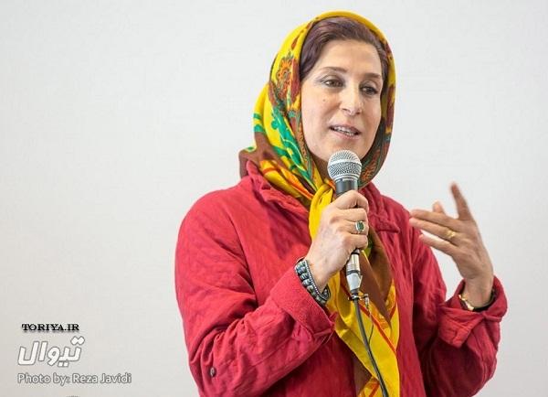 عکسهای فاطمه معتمدآریا در جشنواره بین المللی فیلم فجر