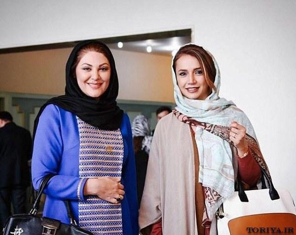 شبنم قلی خانی و لاله اسکندری در جشنواره جهانی فیلم فجر