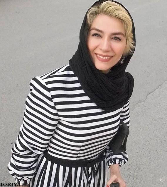 عکس بیتا بادران در اردیبهشت 95
