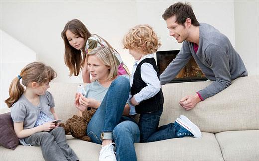 نقش همسرتان را در فرزندپروری کمرنگ نکنید