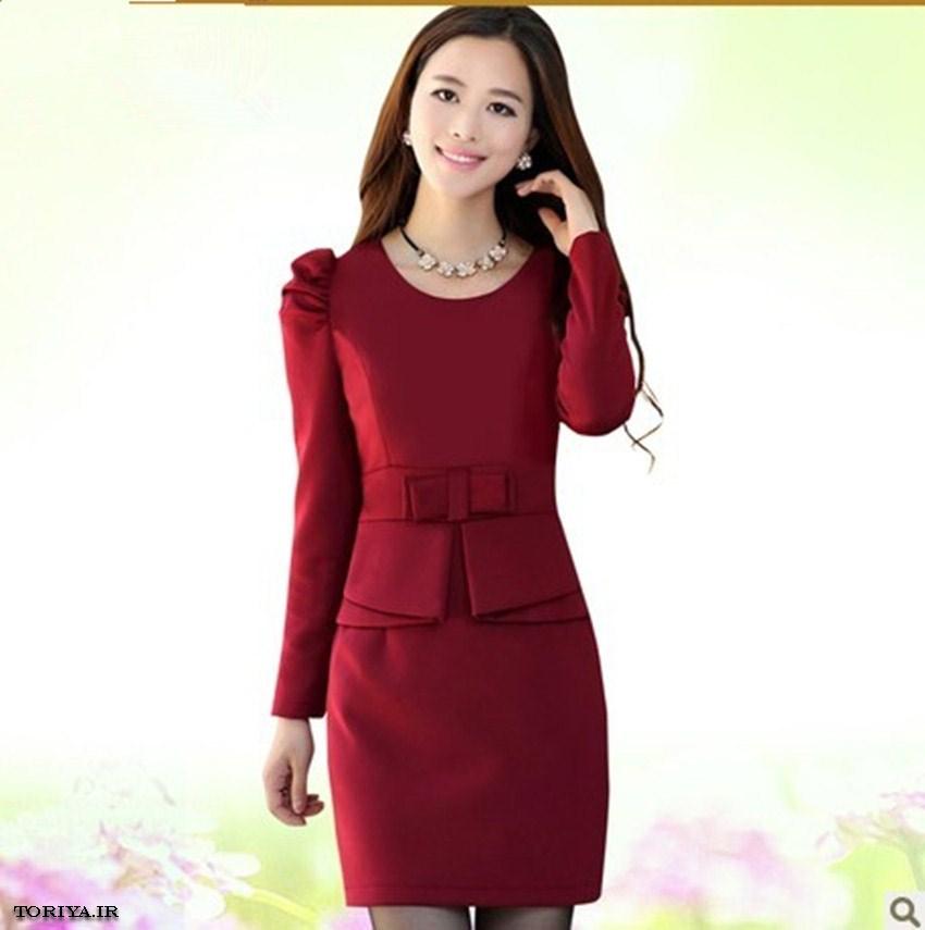 شیک ترین لباس های مجلسی کره ای