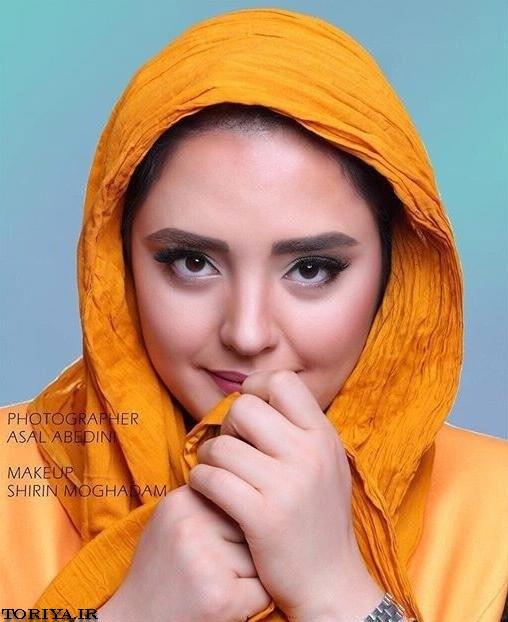 عکسهای جدید نرگس محمدی در اردیبهشت ۹۵