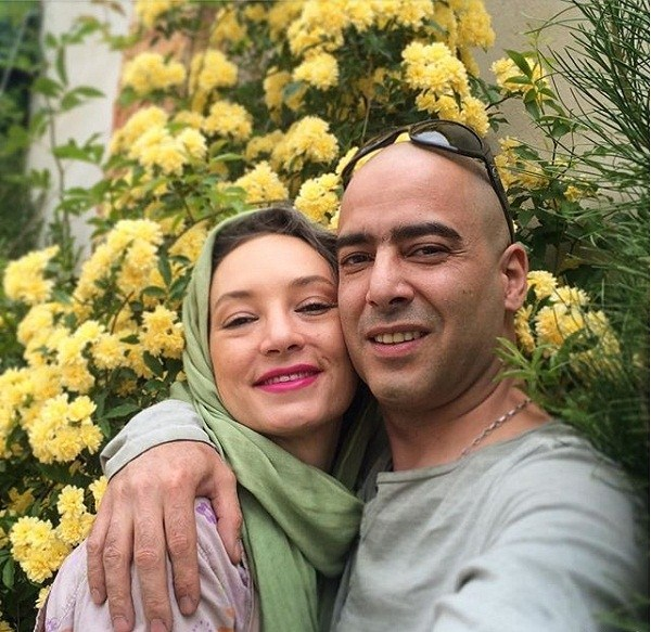 جدیدترین عکسهای نیما فلاح و همسرش سحر ولدبیگی