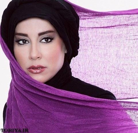 جدیدترین عکسهای آشا محرابی در سال ۹۵