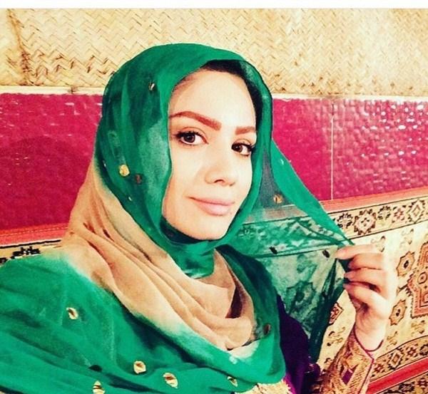عکس سلفی مبینا نصیری