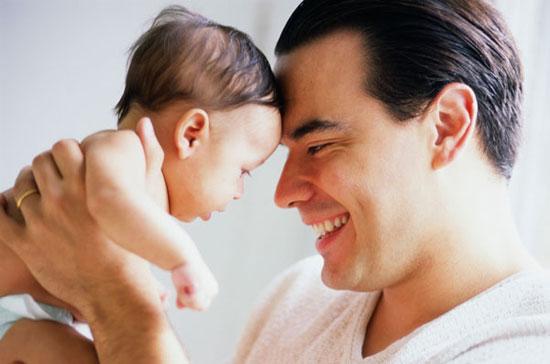 روشهایی برای ارتباط عمیقتر پدران با نوزادان