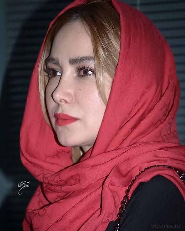 عکسهای آنا نعمتی در اکران فیلم پات