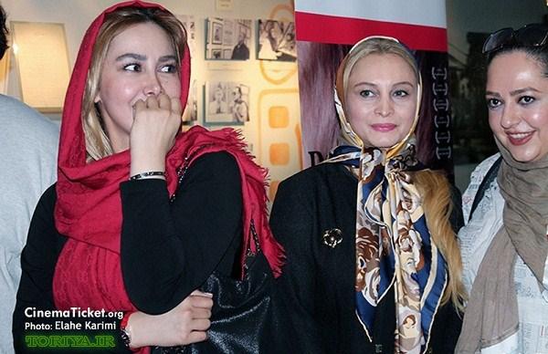 مریم کاویانی و آنا نعمتی