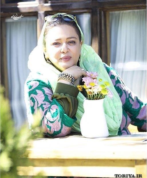 جدیدترین عکسهای بهاره رهنما در بهار ۹۵