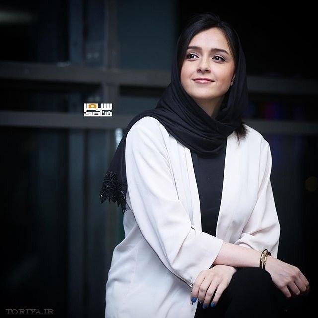 """عکسهای ترانه علیدوستی در اکران """"اژدها وارد میشود"""""""