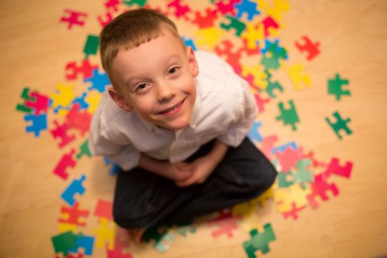 برخورد با اوتیسم: ذهنهای زیبای بربادرفته...