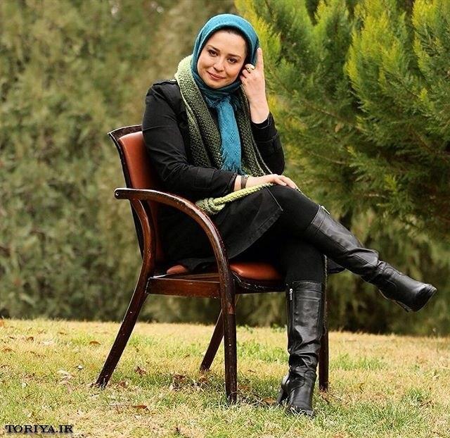 عکس مهراوه شریفی نیا در اردیبهشت 95