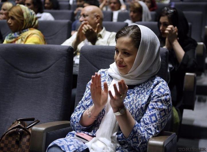 مهراوه شریفی نیا در اکران فیلم اژدها وارد میشود