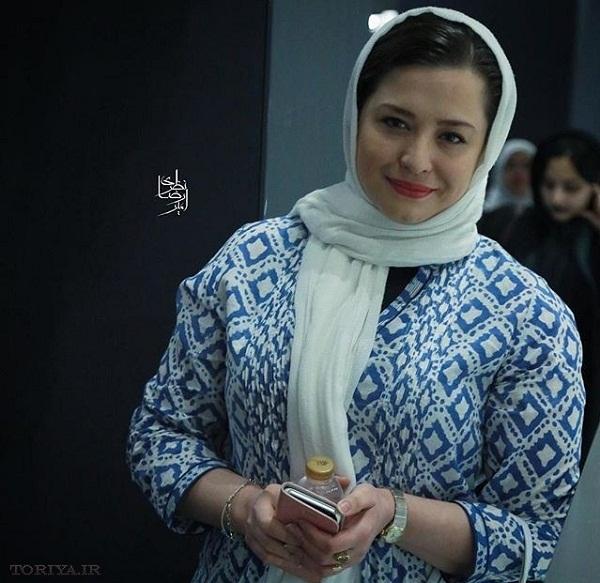 جدیدترین عکسهای مهراوه شریفی نیا در بهار ۹۵