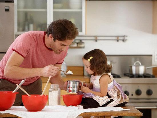 نقش پدران در رشد هویت جنسی سالم دختران