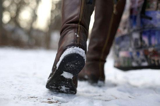 ترفند برای بالا بردن عمر کفش هایمان