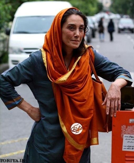 عکس جدید هدیه تهرانی اردیبهشت ۹۵