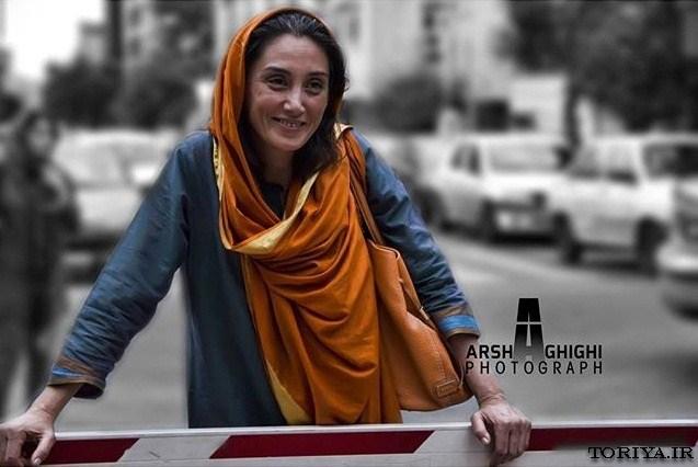 عکسهای اردیبهشت 95 هدیه تهرانی