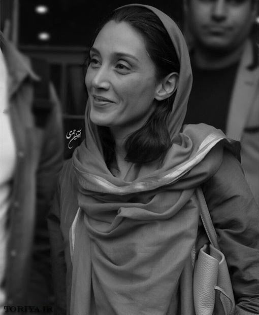 هدیه تهرانی اکران فیلم پات