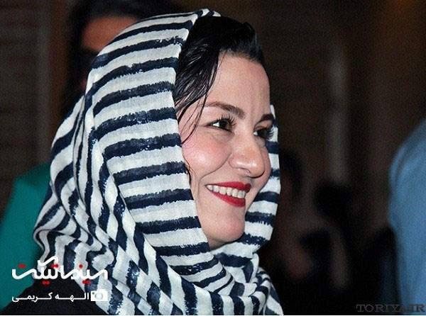 عکسهای مریلا زارعی در دومین جشن عکاسان سینما