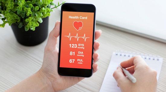 اپلیکیشن هایی برای کمک به سلامتیتان
