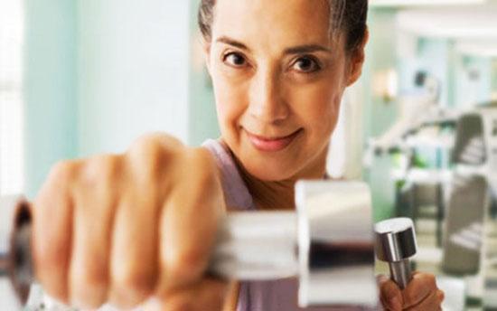 تناسب اندام خانم ها، از لاغری تا عضله سازی