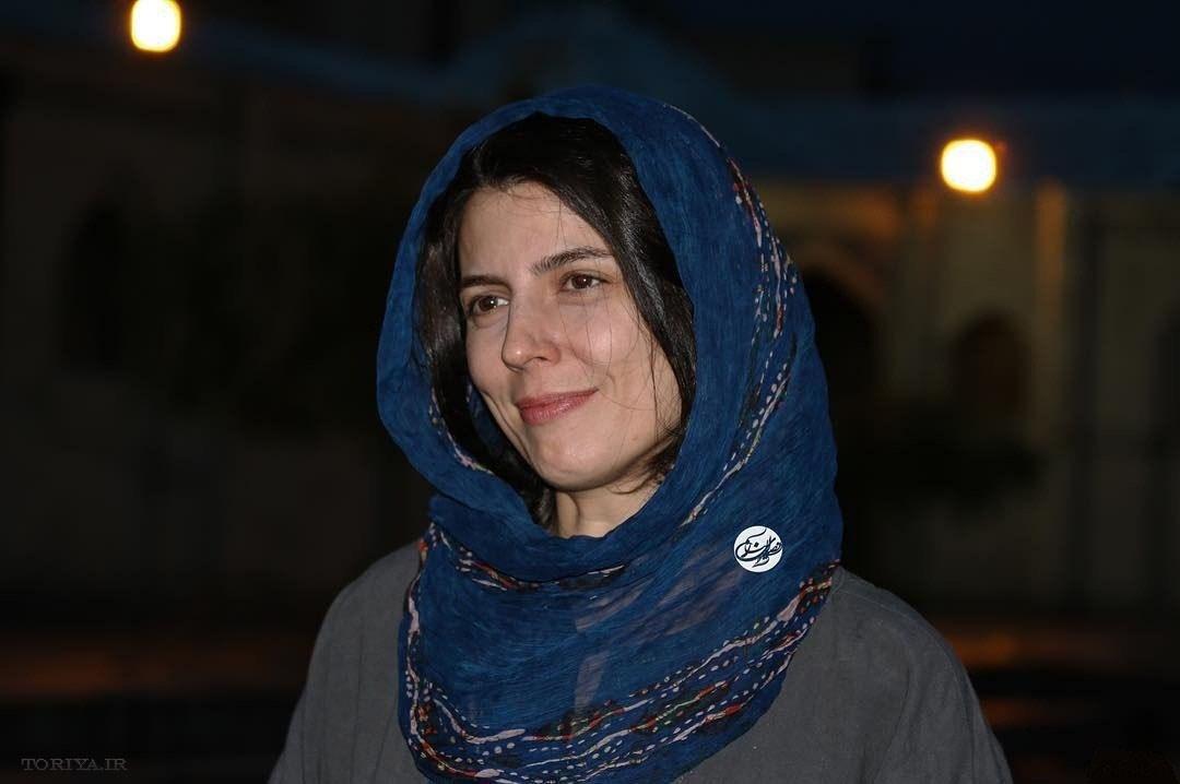 عکسهای جدید لیلا حاتمی در اردیبهشت 95