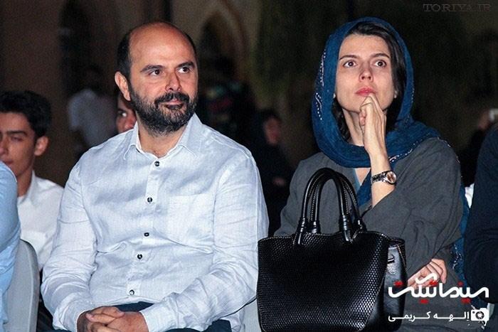 عکس جدید لیلا حاتمی درسال 95