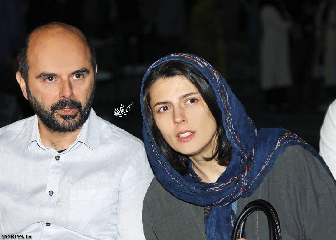 عکس همسر لیلا حاتمی