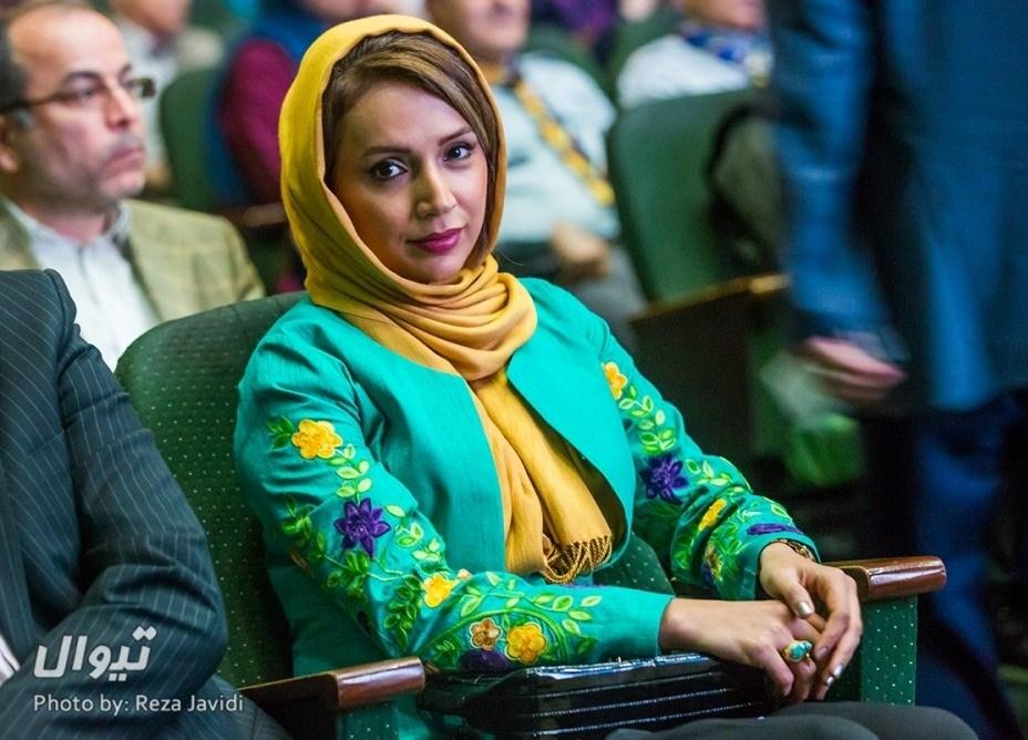 شبنم قلی خانی افتتحایه جشنواره فیلم سبز