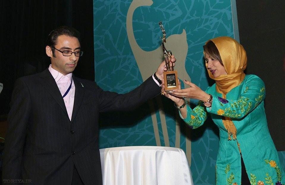 شبنم قلی خانی افتتاحیه فیلم سبز