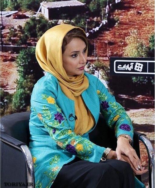 عکسهای شبنم قلی خانی در افتتاحیه جشنواره فیلم سبز