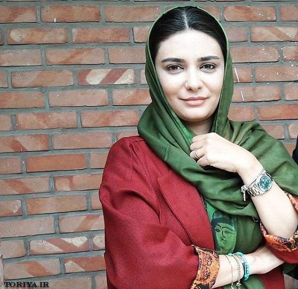 عکسهای جدید لیندا کیانی در تماشاخانه ایرانشهر