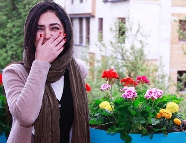 تازه ترین عکس هدی زین العابدین