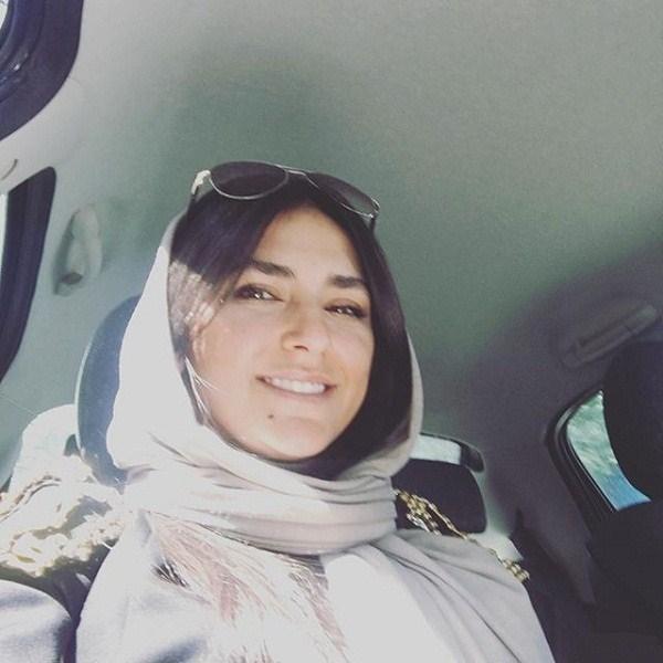 هدی زین العابدین اردیبهشت 95