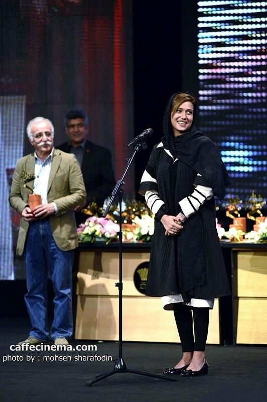 تصاویر پریناز ایزدیار در جشن شهرزاد