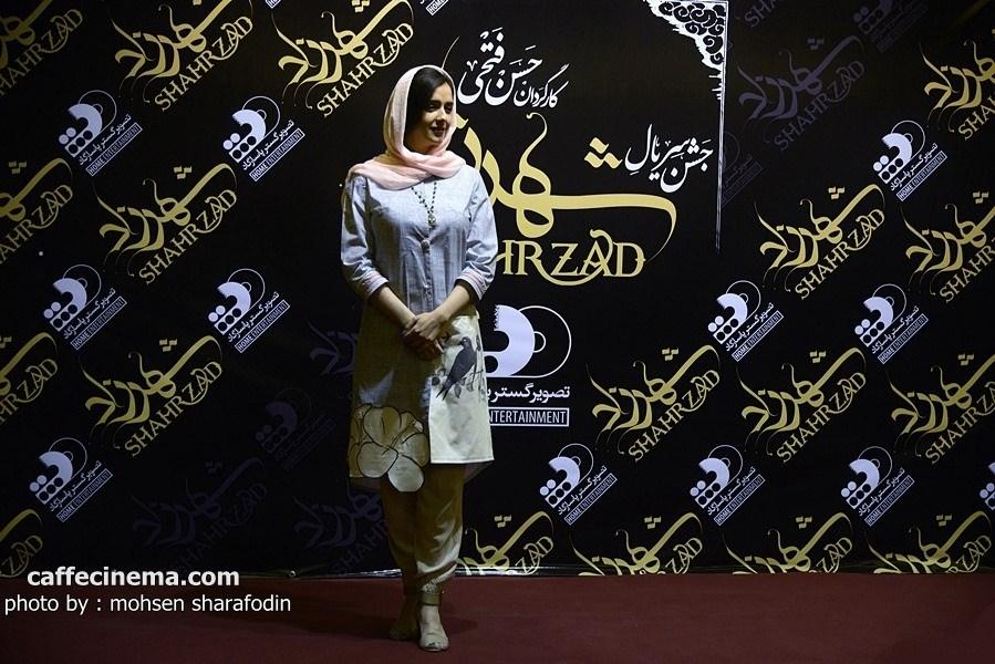 عکس جدید ترانه علی دوستی در اردیبهشت 95