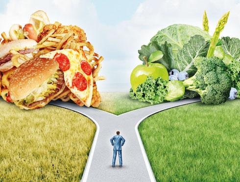 10 رازی که درباره رژیمهای مختلف غذایی نمیدانید!
