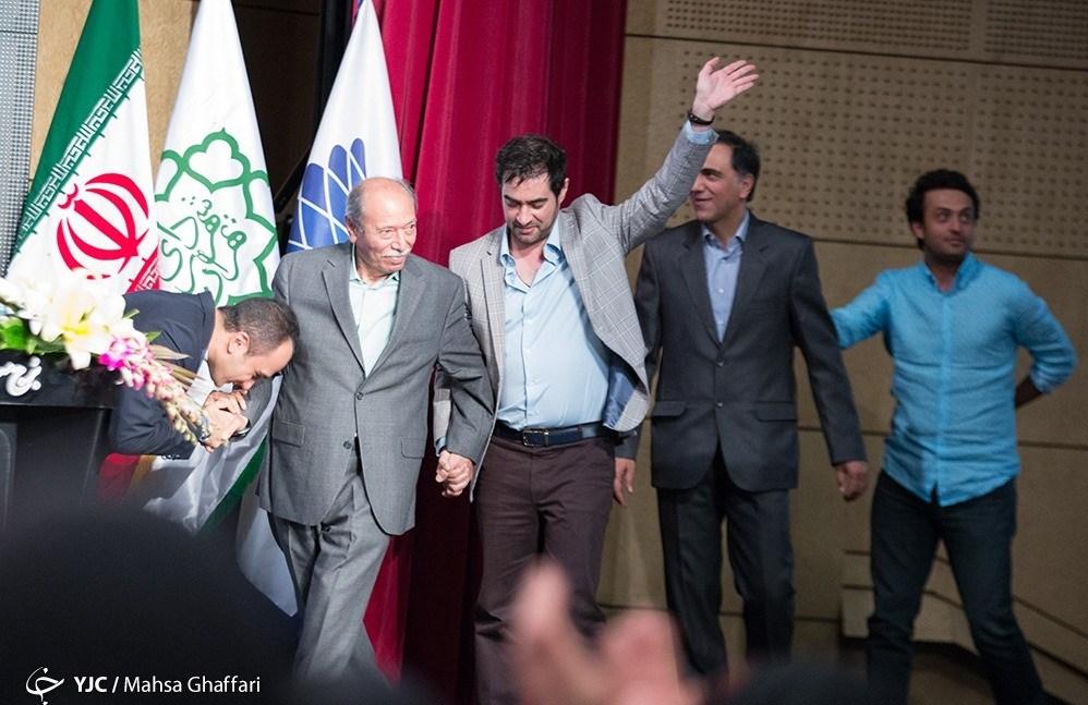 شهاب حسینی جشن شهرزاد